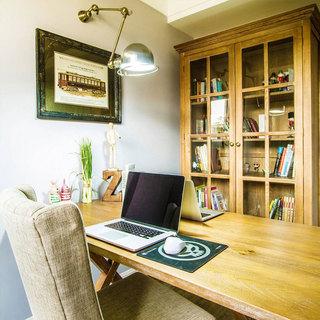 混搭清新书房设计效果图