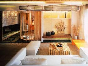 清新脫俗小公寓 70平新中式二居