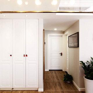 现代简约风格二居室70平米设计图