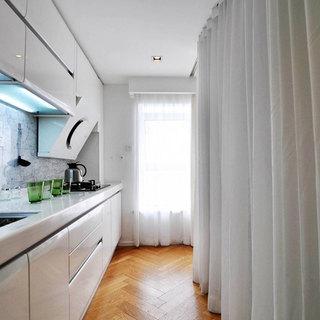 简约loft厨房设计效果图