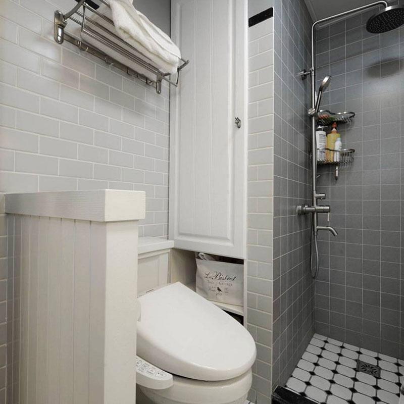 混搭卫生间设计图片