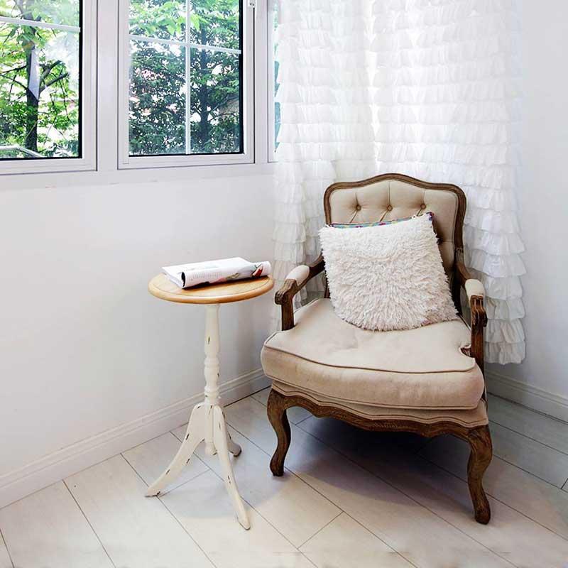 一居室小清新50平米婚房家装图