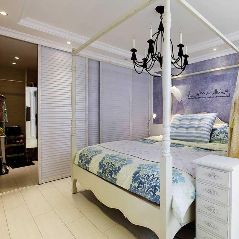小清新卧室设计效果图