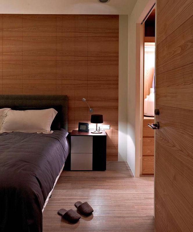 现代简约风格一居室舒适80平米设计图纸