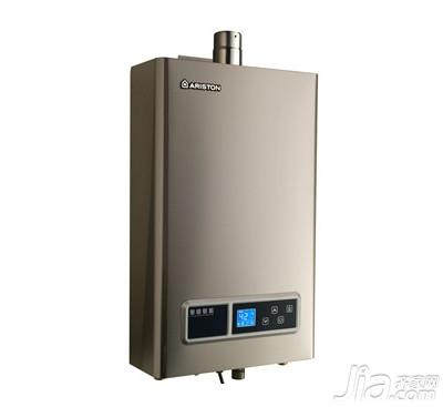 家用天然气热水器的结构原理