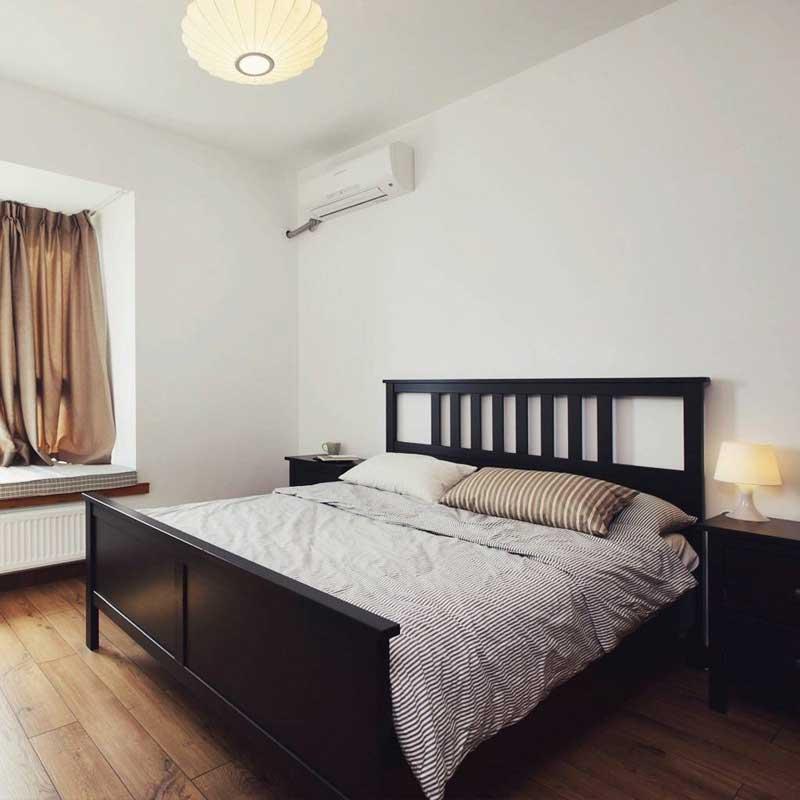 清新卧室设计效果图