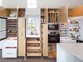 12个超强收纳厨房 轻松告别厨房凌乱