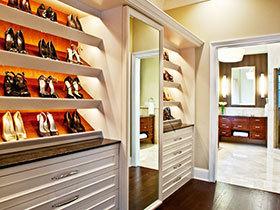 实用最重要 11图简约风格鞋柜