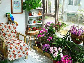 11个阳台花园 演绎空中美景大片