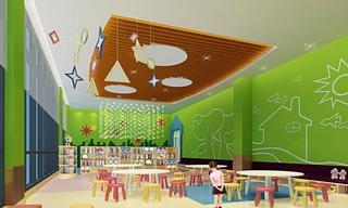 幼儿园墙饰设计大全
