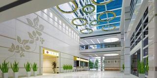 医院大厅吊顶设计图片大全