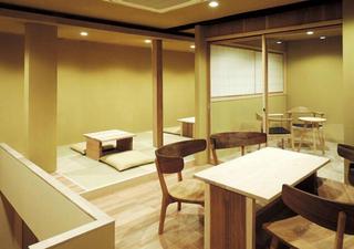 日式咖啡厅设计装饰室内图片