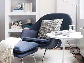 拥抱自己 11款单人休闲沙发设计