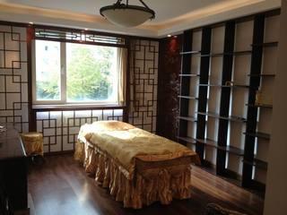 美容养生馆室内图片