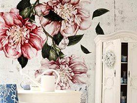 11个另类个性壁纸 墙上的别样中国风