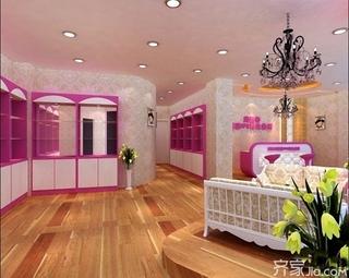 美容院休息区装修设计图片