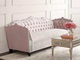舒适华丽 12款新古典沙发推荐