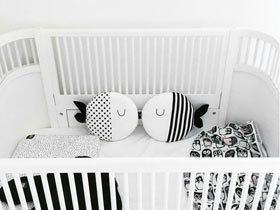 11款可爱抱枕图片 给儿童房添童趣