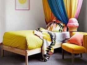 拯救少女心 11个可爱卧室布置效果图