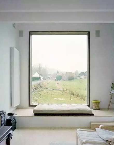 客厅飘窗装修效果图