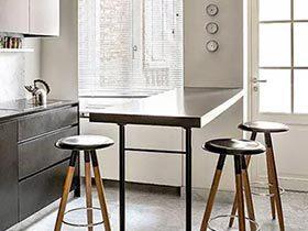 优雅慢生活 10个现代简约吧台设计效果图