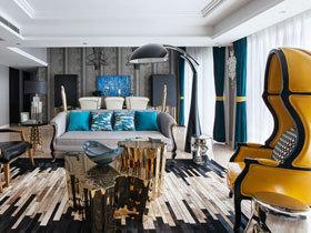 別墅就要有別墅的樣子  新古典風格絕對能撐得起場面