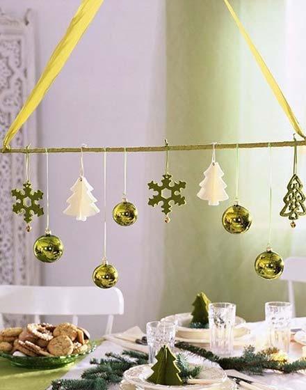 可爱圣诞餐厅装修效果图