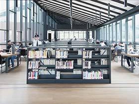 上海嘉定公共圖書館設計圖