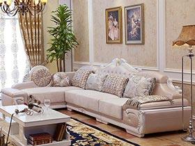 经典永不朽  11个欧式沙发装修图片