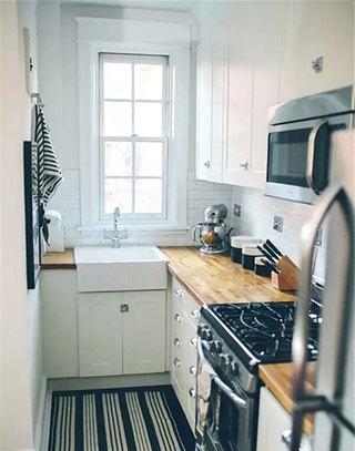简约小户型厨房装修设计图