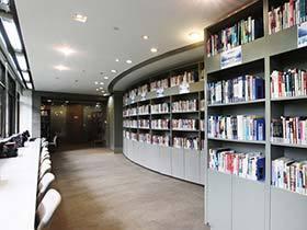 高端公共图书馆设计图