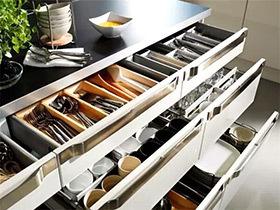 最强收纳看这里 11款收纳型厨房抽屉图片