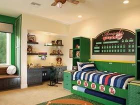 家庭运动健将  10款运动型客厅装修图片