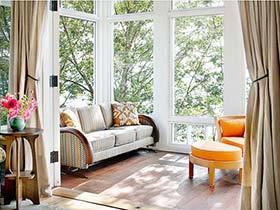 阳光换新装  10款阳台设计欣赏图片