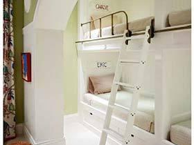 上下铺的情谊  10款儿童房设计实景图