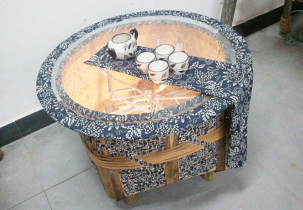 创意茶几装修效果图
