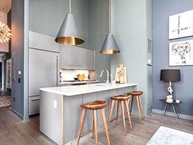 11个厨房装修效果图 打造另类第二版客厅