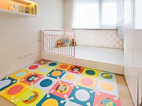 让环境决定成长  12个缤纷儿童房装修效果图
