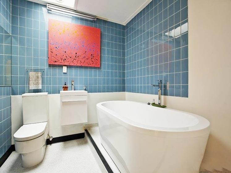 小空间的艺术  10款小户型卫生间装修效果图