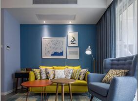 想要梦幻风格很简单 120平三居室满足你的梦想