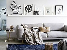 10个客厅沙发摆放效果图 吸睛又舒服