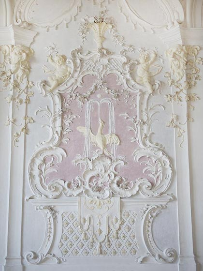 墙壁雕花设计装修装饰效果图