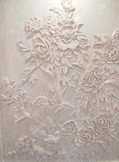墙壁雕花设计参考图片大全