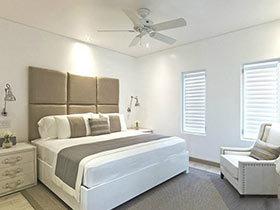 极致的空灵  10个极简风格卧室装修效果图