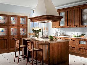 美食设计之家  10个厨房装修效果图