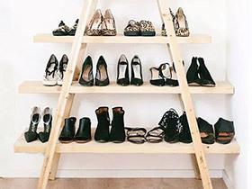 10个实用玄关鞋柜效果图 鞋子最佳藏身处