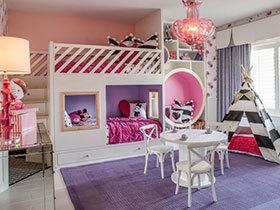 给宝宝建设新家 15个趣味儿童房装修图片