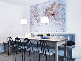 浪漫与温情  10个地中海田园餐厅效果图