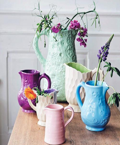 十款创意花瓶,让你的家与众不同