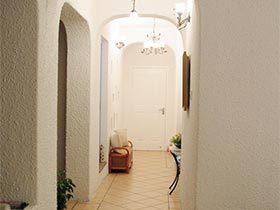 心花路放  10个是室内走廊效果图片
